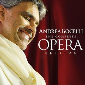 Andrea Bocelli, Andrea Bocelli - The Complete Opera Edition, 00028947843771