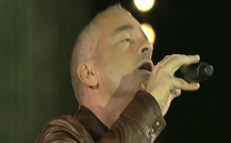 Eros Ramazzotti, Un Angelo Disteso al Sole - Live in Rome