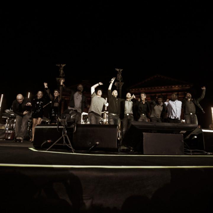 Eros Ramazotti Rom Event 16