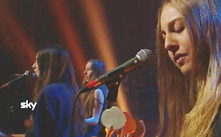 """""""Forever (live)"""" bei der Harald Schmidt Show"""