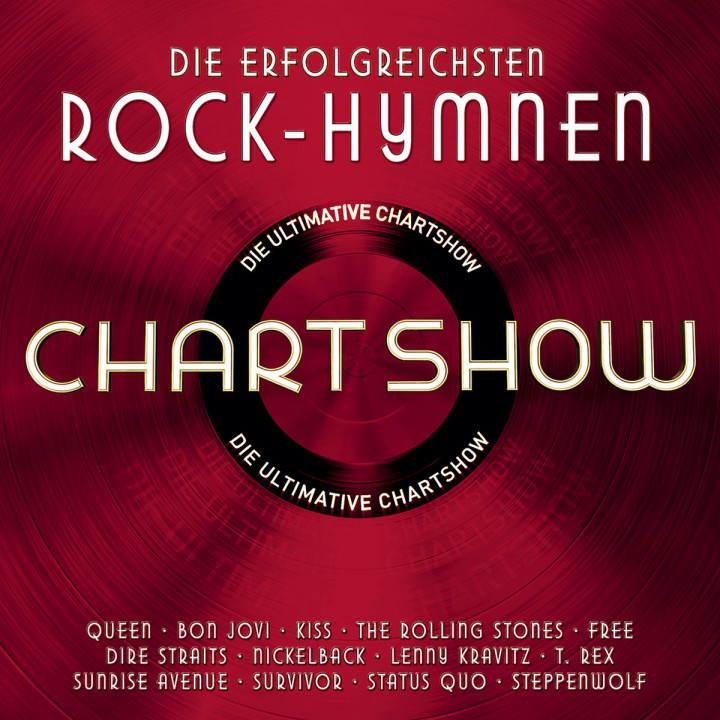 Die ultimative Chartshow - Rock Hymnen