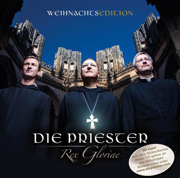 Die Priester, Die Weihnachtsedition vom aktuellen Album Rex Gloriae