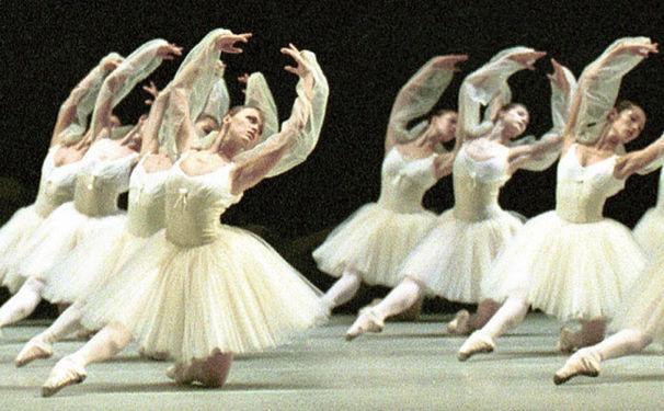 Decca Ballet, Pas de quatre