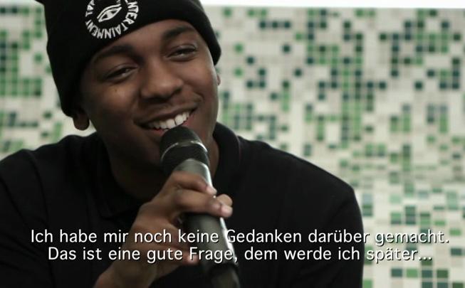 """Kendrick Lamar, """"Close Up"""": Sechs Fragen an Kendrick Lamar"""
