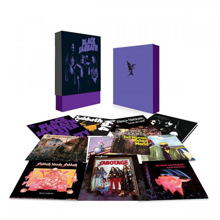 The Vinyl Collection 1970-1978: Black Sabbath