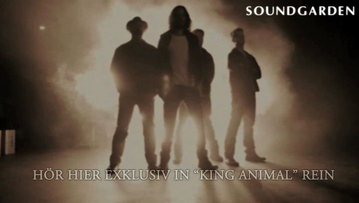 King Animal - Album Release Video