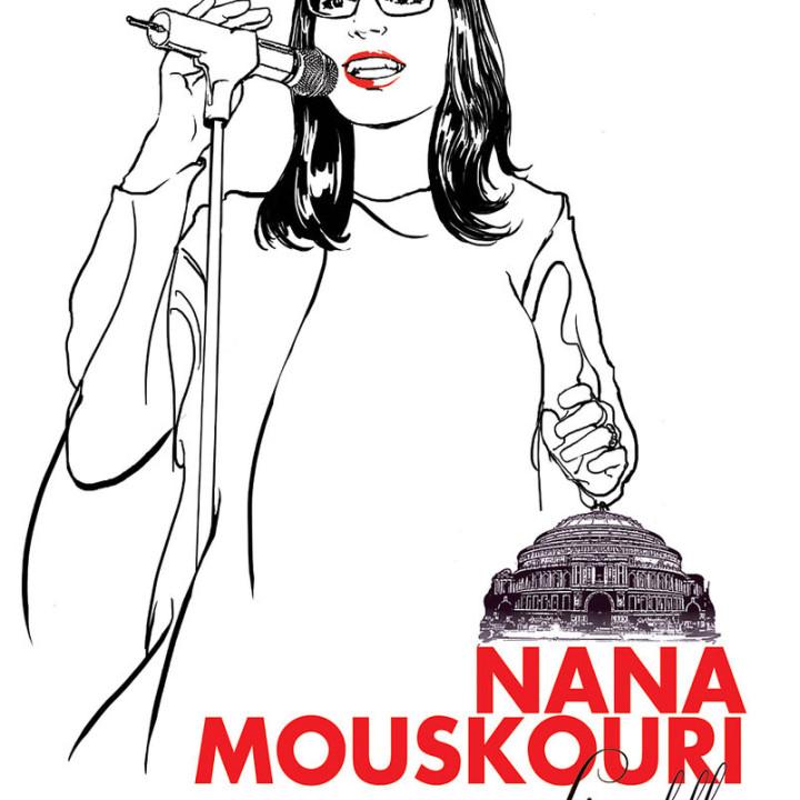 Live At The Royal Albert Hall: Mouskouri,Nana