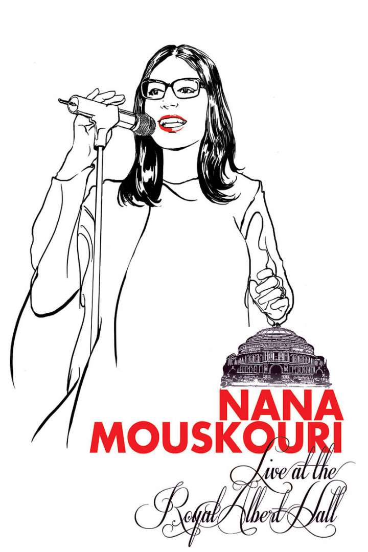 Live At The Royal Albert Hall: Mouskouri,Nana