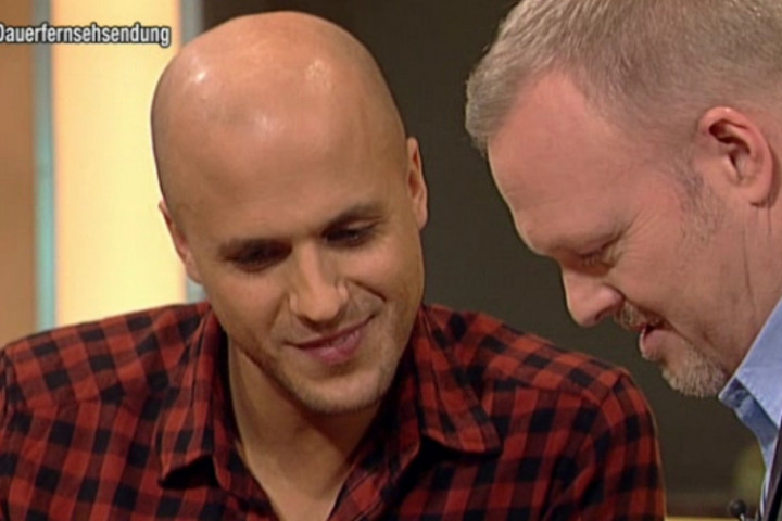 Milow TV Total Stefan Raab