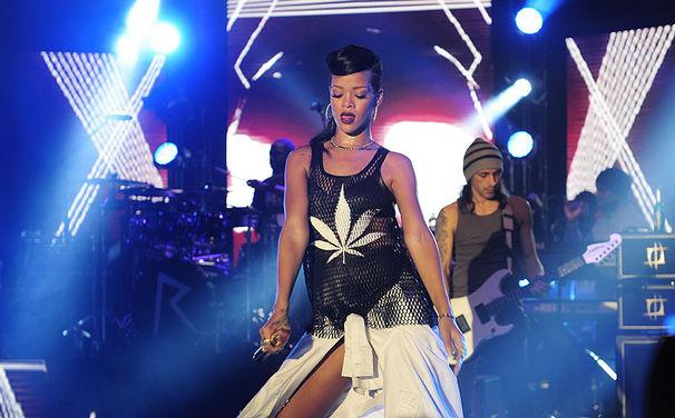 Rihanna, Rihanna rockte Berlin - seht hier das Video