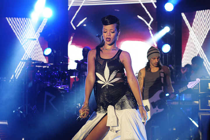 Rihanna Live in Berlin 2012