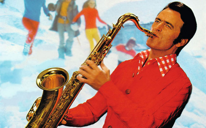 Cover zum Album Christmas Wonderland von Max Greger & Orchester