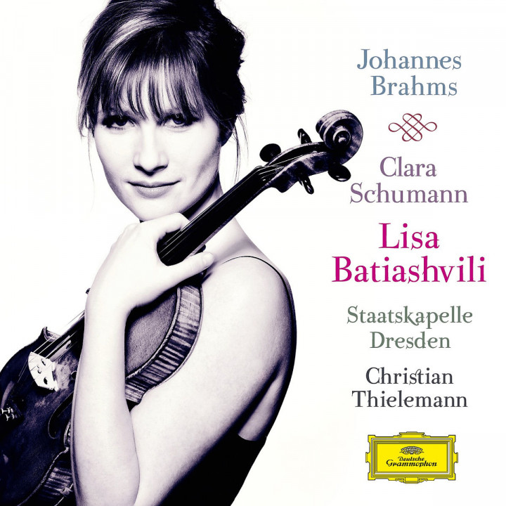 Brahms: Violinkonzert / Clara Schumann: 3 Romanzen Op. 22