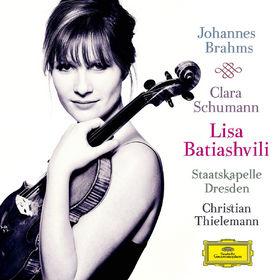 Lisa Batiashvili, Brahms: Violinkonzert / Clara Schumann: 3 Romanzen Op. 22, 00028947900863