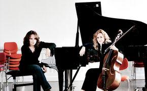 Hélène Grimaud, Livestream überträgt Berlin-Konzert von Hélène Grimaud und Sol Gabetta