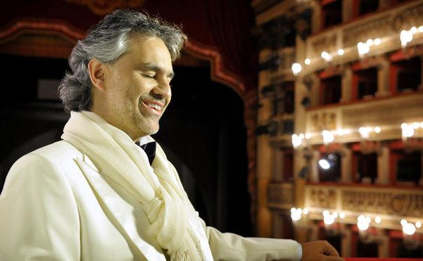 Andrea Bocelli, Verzauberung inklusive