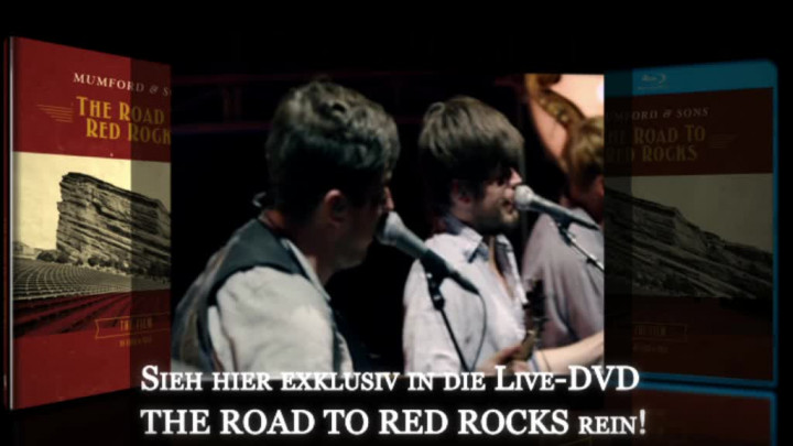 "DVD Release Video zu ""The Road To Red Rocks"""