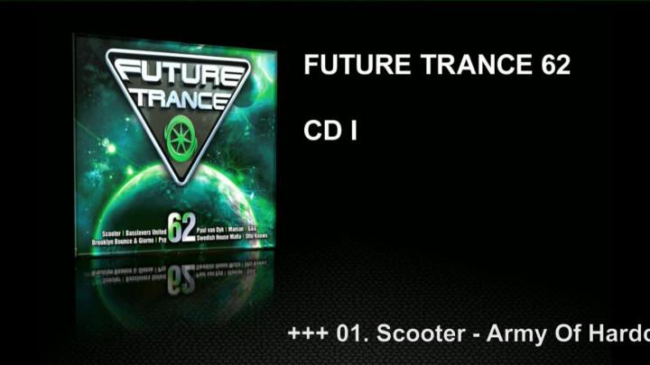 Future Trance 62 Podcast CD 1
