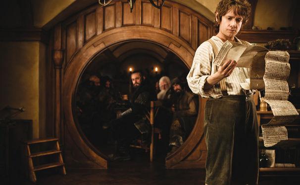 Der Hobbit - Soundtrack, Die Filmmusik zum Kinoereignis des Jahres: Der Hobbit