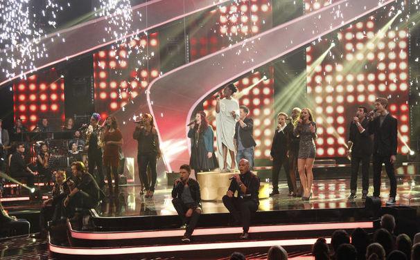 Ivy Quainoo, Nochmal ansehen: Ivy Quainoo und die Talents performen Who You Are