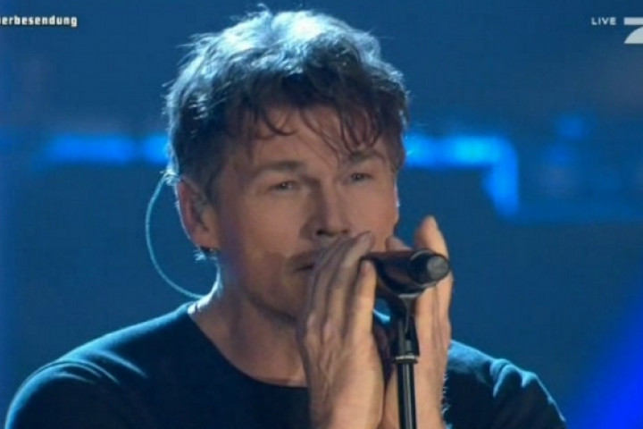 Morten Harket I'm The One TV Total Turmspringen