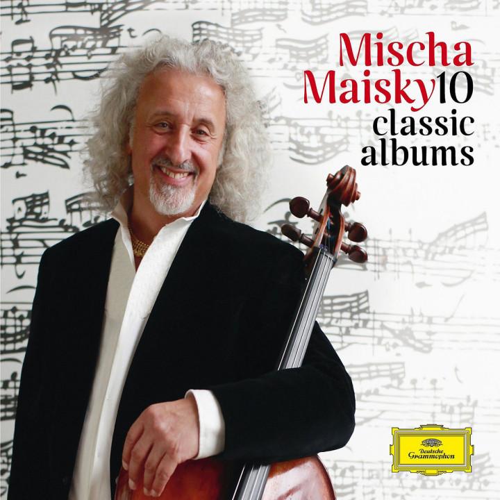 Mischa Maisky - 10 Classics Albums: Maisky,Mischa/Giliov/Argerich/LSO/BP/POL/OCO/+