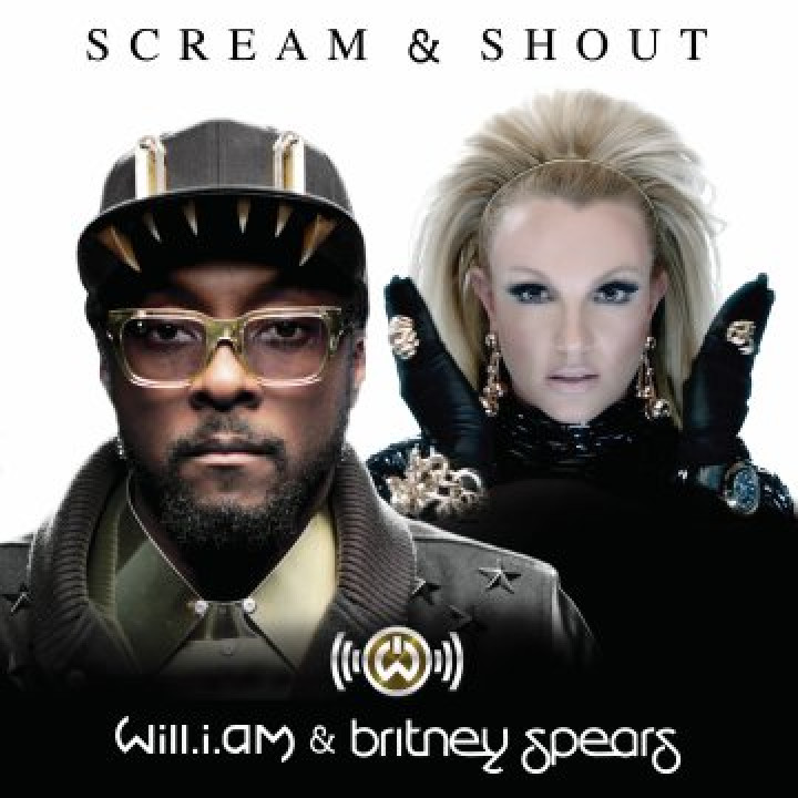 "Single ""Scream & Shout"""