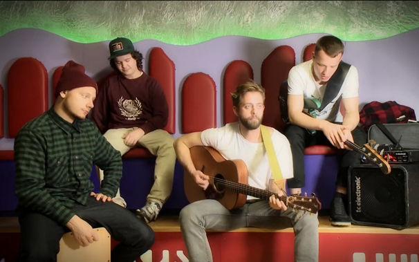 Lukas Graham, Lukas Graham live: Seht Zwei Songs aus dem neuen Album unplugged
