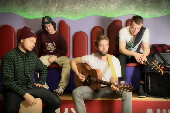 Lukas Graham unplugged stern.de