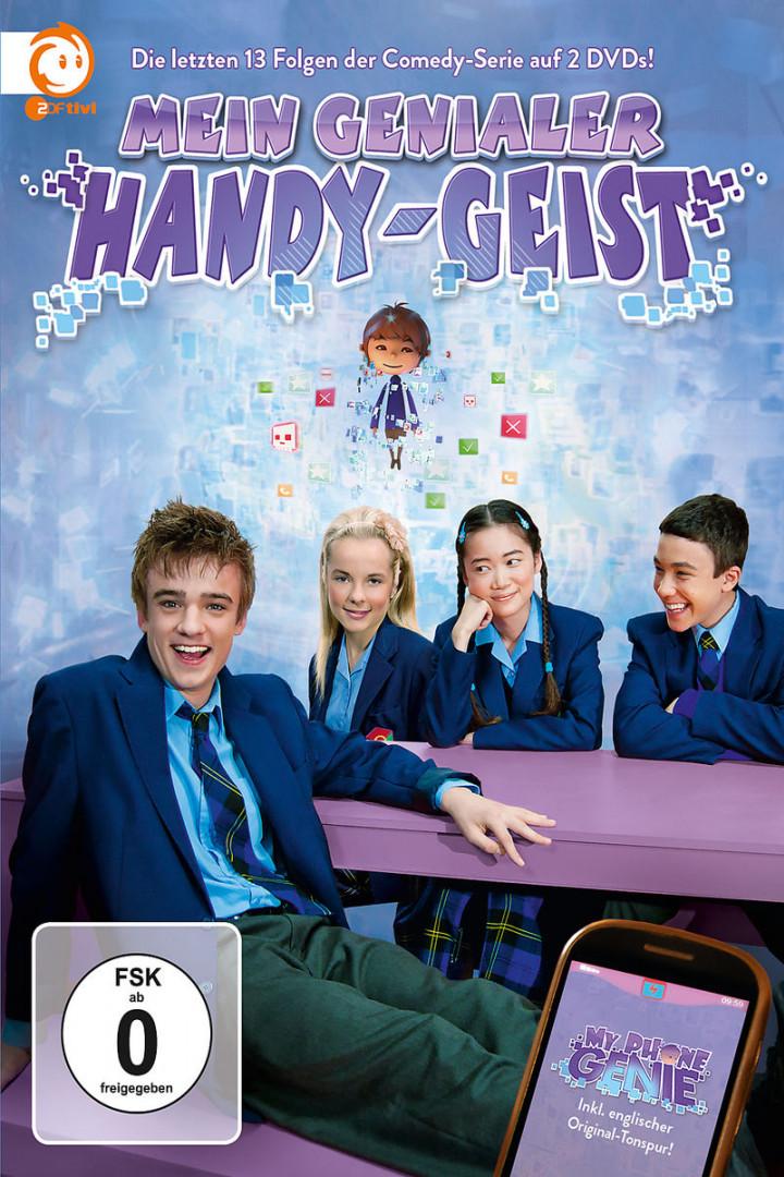 Mein genialer Handy-Geist (Folge 14-26 / 2 DVD): Mein genialer Handy Geist (My Phone Genie)