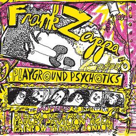 Frank Zappa, Playground Psychotics, 00824302388624