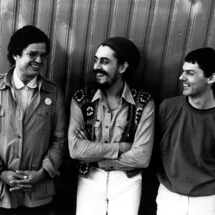 Magico Trio – Charlie Haden, Egberto Gismonti, Jan Garbarek