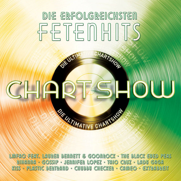 Die ultimative Chartshow - Fetenhits: Various Artists