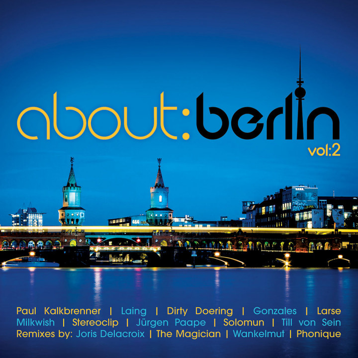 about: berlin vol: 2: Various Artists