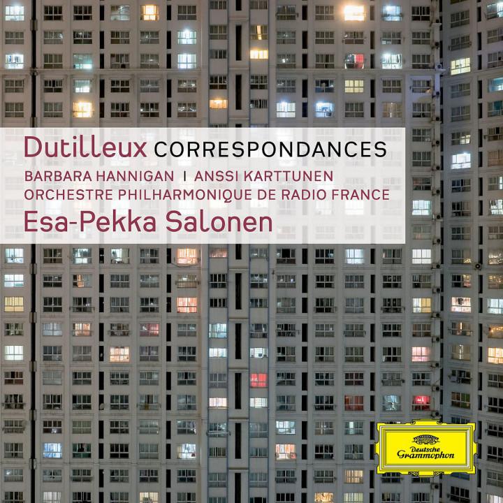 Dutilleux: Correspondances: Salonen,Esa-Pekka/Hannigan,Barbara/OPRF