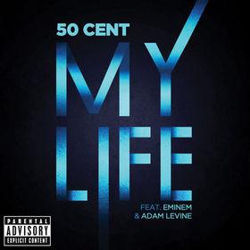 50 Cent, My Life feat. Eminem & Adam Levine, 00602537227853