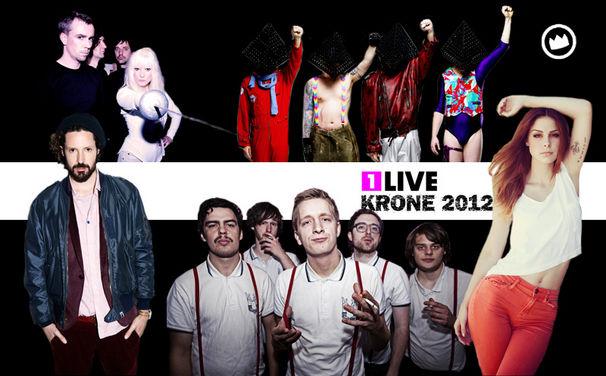 Various Artists, Noch bis 6. Dezember mitvoten: Diese Künstler sind für eine 1Live Krone nominiert
