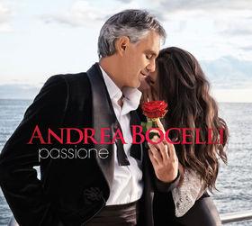 Andrea Bocelli, Passione, 00602537273652