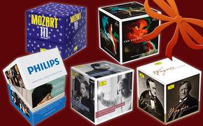 Brigitte Musik Edition Erlebnis Klassik, KlassikAkzente Geschenktipps