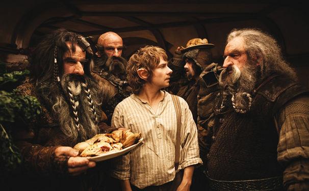 Der Hobbit - Soundtrack, Dunkel und gefahrenvoll