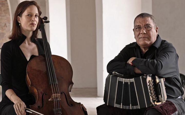 Anja Lechner, Dino Saluzzi