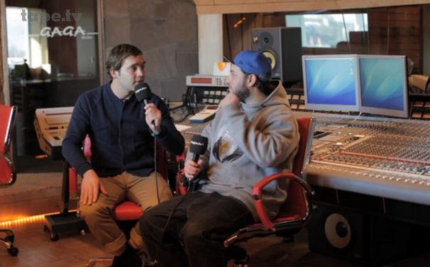 Bosse, Bosse bei tape.tv: Erstes Interview zum neuen Album Kraniche