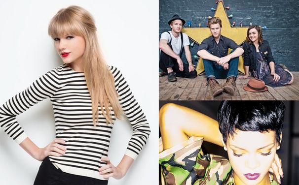 Taylor Swift, Das sind die Grammy-Nominierten unter den Universal Music Künstlern