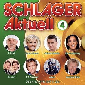 Schlager Aktuell, Schlager Aktuell Vol. 4, 00600753414361