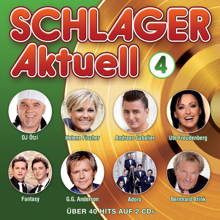 Schlager Aktuell 4: Various Artists