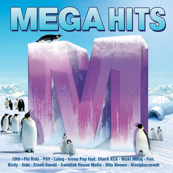 MegaHits 2013 - Die Erste: Various Artists