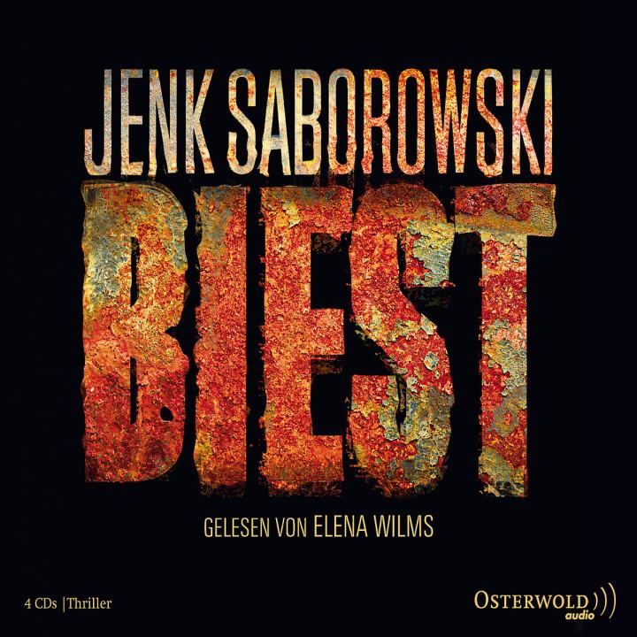 Jenk Saborowski: Biest: Teschner, Uwe