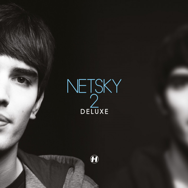 Netsky Cover Deluxe Version