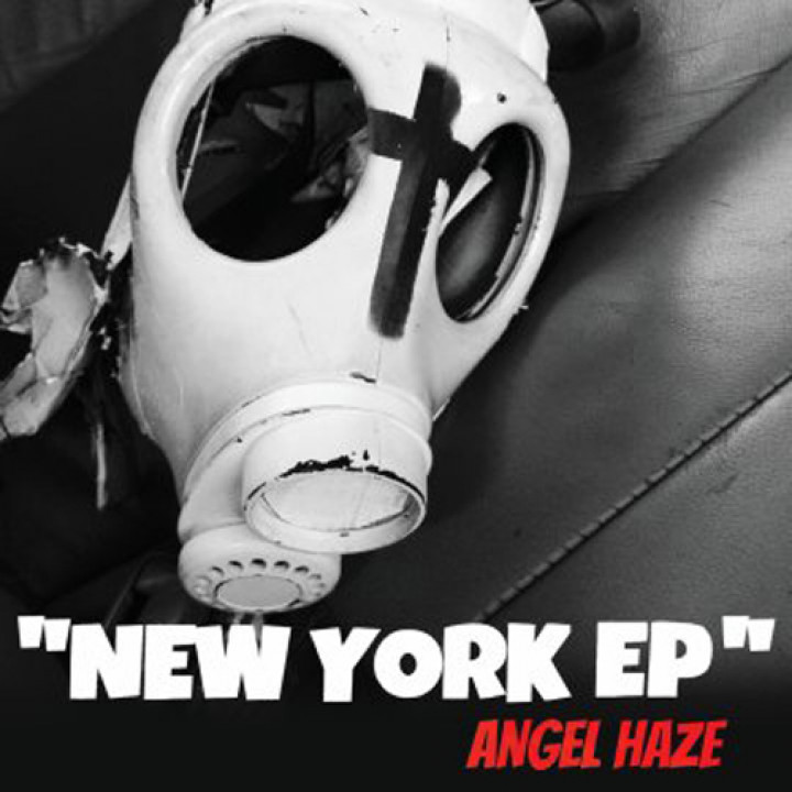 Angel Haze - New York EP Cover