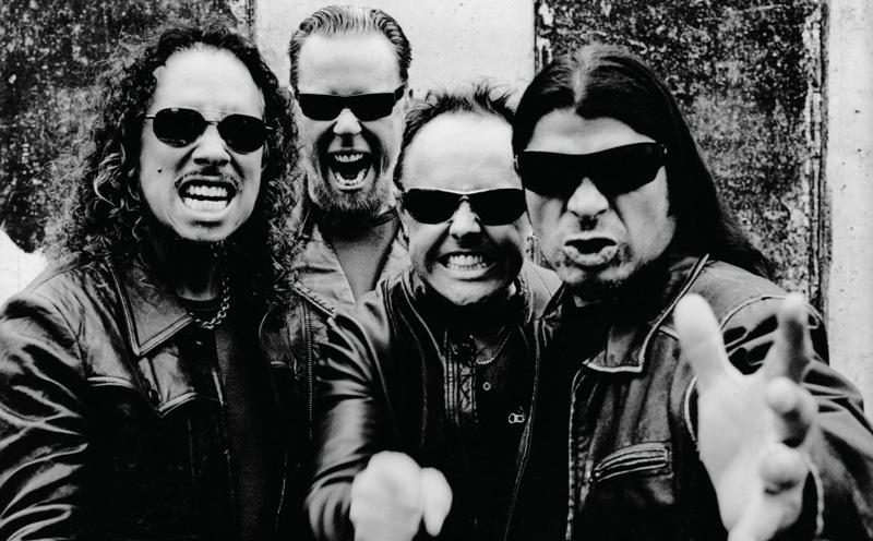 Metallica Namen